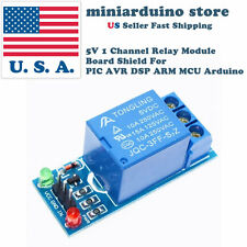 5V 1 CH One Channel Relay Module Board Shield For PIC AVR DSP ARM MCU Arduino