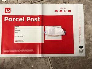 10-100 (1kg Medium) Parcel Post Prepaid Australia post Satchels
