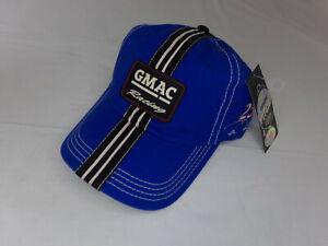 Brian Vickers GMAC Racing #25 Hendrick Hat Cap One Size BLUE Nascar NWT