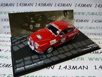 RIT14 voiture 1/43 IXO Altaya rallye : SAAB 96 V4 Blomqvist Suède 1972 #8