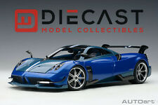 AUTOart 78277 Pagani Huayra BC, (Blue/Carbon) 1:18TH Scale