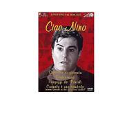 CIAO NINO - cofanetto DVD quattro film Nino Manfredi - Come nuovo