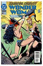 WONDER WOMAN v2 #91(11/94)2nd ARTEMIS(BOLLAND CVR)JUSTICE LEAGUE(CGC IT)9.6/9.8!