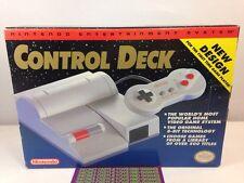 NEW Nintendo NES Control Deck TOP LOADING Console Rare NES-101 Loader CIB Box
