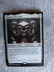 Helm of the Host - Dominaria - MTG - Magic the Gathering