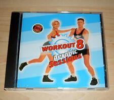 CD Album Sampler - Workout 8 - Aerobic Sessions : Anastasia + Madonna + ...