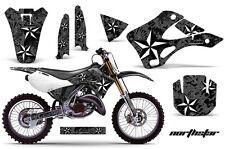 KAWASAKI KX 125/250 Graphic Kit AMR Racing Decal Sticker Part KX125/250 99-02 NS