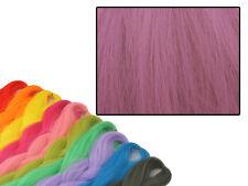 CYBERLOXSHOP PHANTASIA KANEKALON JUMBO BRAID CHINA ROSE PINK HAIR DREADS