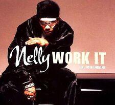 "12"" - Nelly Ft.Justin Timberlake - Work It (MINT LISTEN"