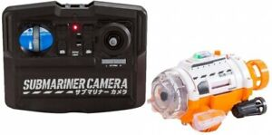 Sub-Mariner camera equipped submarine RC CCP 82418-WH 4906064518665