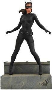 "Catwoman Batman Dark Knight Rises DC Gallery 9"" Figure Diamond Select NEW"