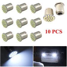 10pcs Reversing Lights 22SMD LED Car Turn Signal Light Bulbs Lamp 1156 BA15S