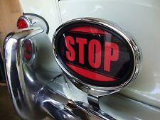 Lowbus VW insignia de script para VW Volkswagen VW en pantalla dividida Taxi Vw Air Ride AAC233