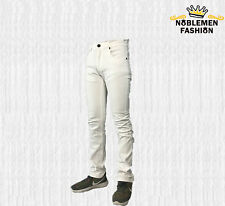 MEN JEANS SLIM STRETCH FIT SLIM FIT TROUSERS CASUAL PANTS SKINNY SIZE 29~42