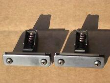 2 Oem Technics 1200 1210 Mk2 DustCover Lid Male Hinge Mounting Screw Sfatm02N01A