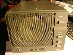 KENWOOD SP-940 COMMUNICATIONS SPEAKER with FILTRATION