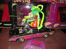 Matco Tools RAT FINK 1969 dodge charger DieCast 1/24 BIG ED ROTH JL RC 2 NEW PIC