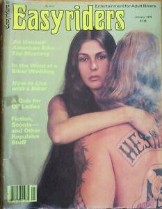 EASYRIDERS Magazine..Issue 55...January 1978