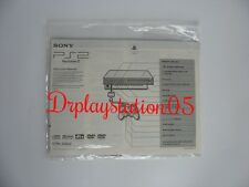 Sony PlayStation 2 Ps2 Console Controller AV Lead Power Cable 4 Games