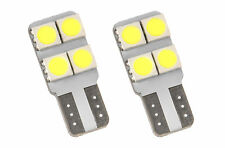 2x t10 w5w LED SMD fußraumbeleuchtung vw golf 6 VI GTI R ETI GTD blanco