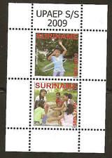 Surinam / Suriname 2009 UPAEP S/S MNH