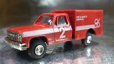 * Trident 90117-R Fire and Safety Services Vehicle  HO 1:87 Scale
