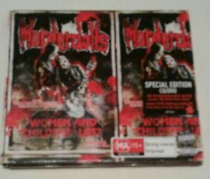 Murderdolls: Women and Children Last...[Spec. Edn, 2 Disc Digipak] (CD+DVD, 2010