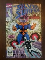 The Silver Surfer #38 1990 (Ron Lim) Marvel