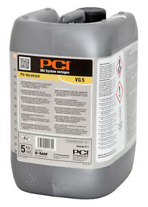 PCI VG 5 Pu-Vorstrich 5 KG Polyurethan-Grundierung Pour Étagères En Intérieur