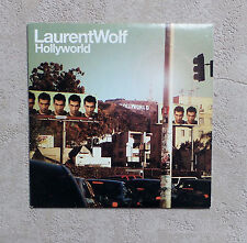 "CD AUDIO/ LAURENT WOLF ""HOLLYWORLD"" CD ALBUM PROMO 12T 2006 DARKNESS 82876875192"