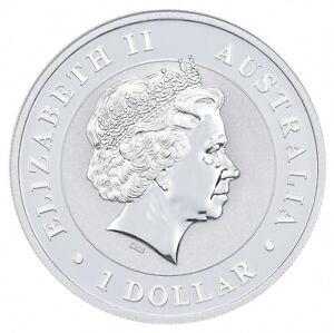 Better Date - 2012 Australia $1 - 1 Oz. Silver Koala - SILVER *456