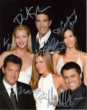 REPRINT Cast of Friends #SN4 autographed signed photo copy