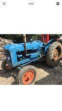 Fordson Antique Tractors