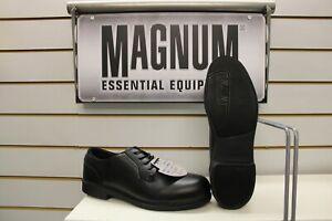 Magnum Duty Lite CT Black Leather Composite Safety Shoes UK 13 EU 48 Security