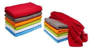 Handtuch Duschtuch Badetuch Gästetuch in vielen Farben und Größen