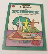 SCIENCE CENTERS BOOK (GRADE 3, 4, 5, 6)   NEW