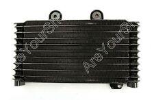 Radiator Oil Cooler Aluminum For Suzuki GSF600 Bandit 1995-1999 Black AY