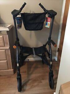 New UPWalker Walking Aid / Upright Mobility Walker H200 Standard Gray.