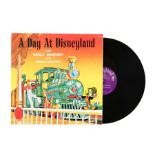 Disney's A Day at Disneyland Gatefold Vinyl, NEW