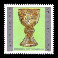 Austria 2011 - Tassilo Chalice Kremsmunster Monastery Art Religion - Sc 2327 MNH