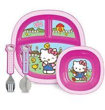 Munchkin Hello Kitty 4-Pc Toddler Dining Set