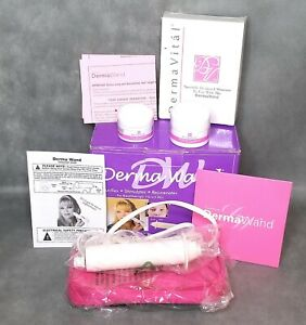 DERMA WAND NEW OPEN BOX COMPLETE