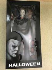 """Halloween (2018) Neca 18"""" Michael Myers Mask Figure"""