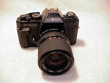 Rich KR-5superII Body | Tested | PK Mount 35-70mm Macro Lens | $59 | From USA |