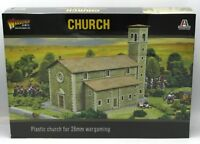Warlord Games 802010006 Church (Italeri) Terrain Black Powder Bolt Action WWII