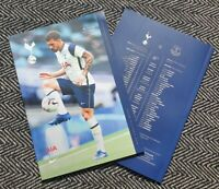 Tottenham Spurs v Everton 20/21 PREMIER LEAGUE FIRST MATCH PROGRAMME 13/9/2020!