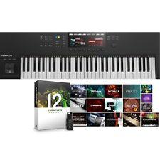 Native Instruments Komplete Kontrol S61 Mk2 & Komplete 12 Select Software
