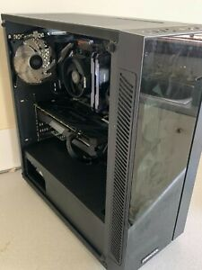 Gaming Pc with Ryzen 5 2600 and 1660 Graphics card.