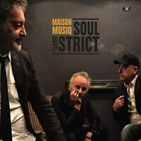 Maison Musiq - Soul District 2nd [CD]