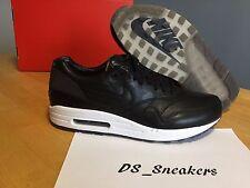 NIkeLAb Nike Air Max 1 Deluxe sz 12 DS Mens 859554-001 Pinnacle New in Box Black